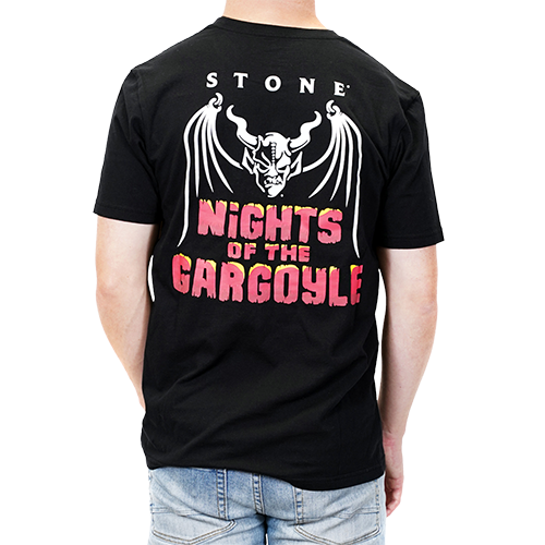 Nights of the Gargoyle tshirt