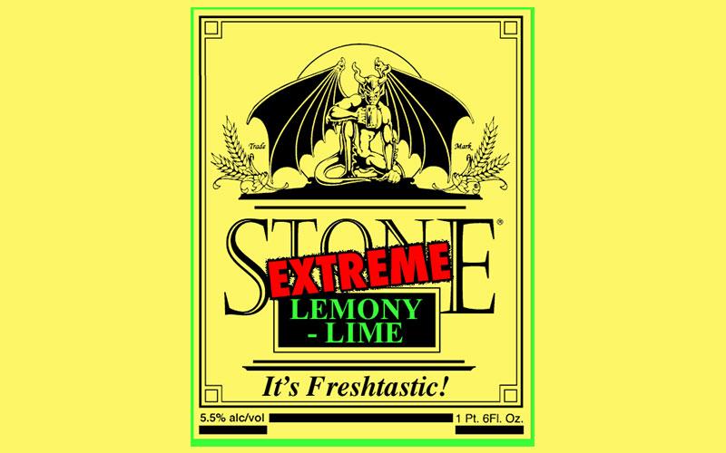 Ston EXTREME Lemony-Lime