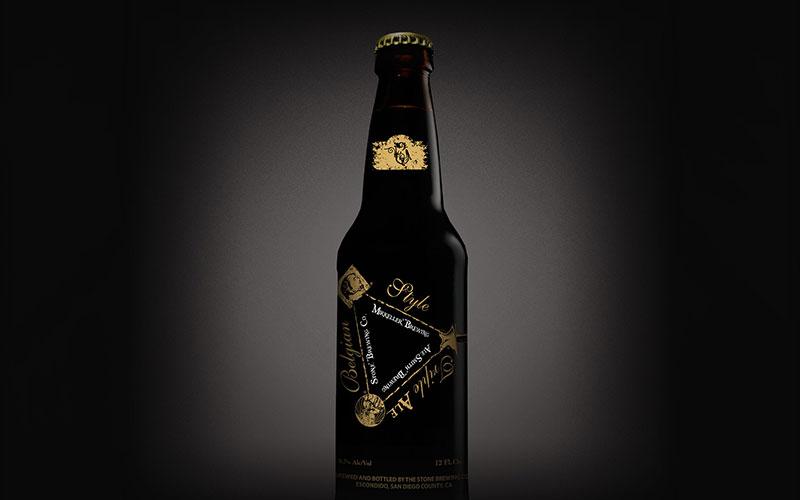 Alesmith / Mikkeller / Stone Belgian Style Triple Ale