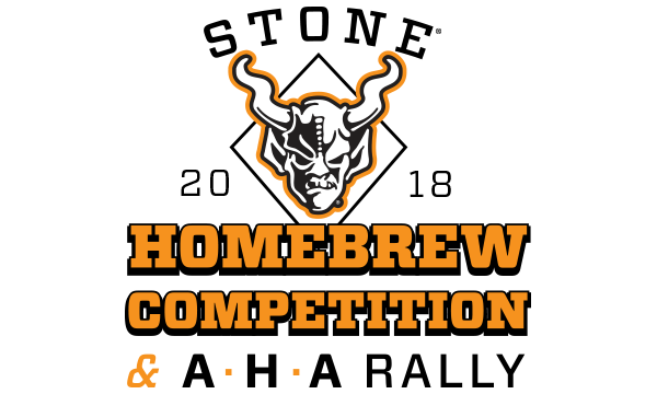 Stone 2018 Homebrew Competition & AHA Rally
