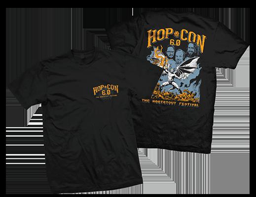 Hop-Con Tshirt