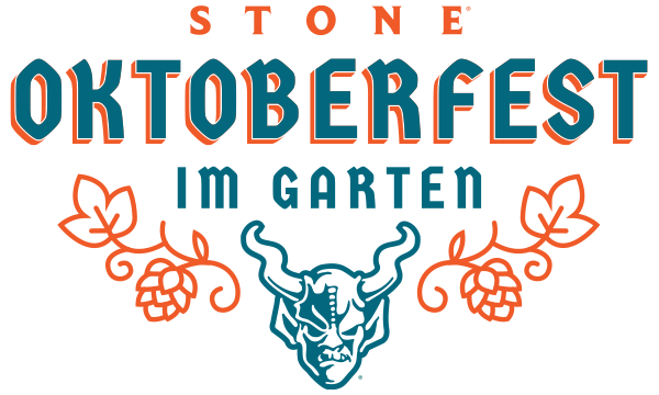Stone Oktoberfest Im Garten - Escondido