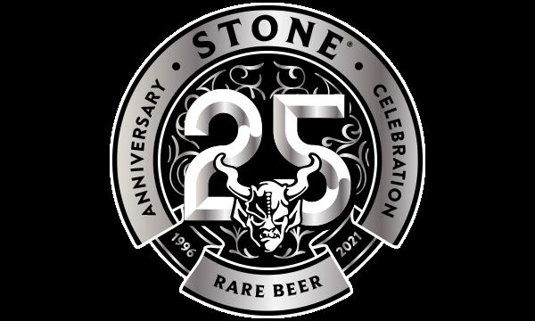 Stone 25th Anniversary Celebration - Escondido Rare Beer