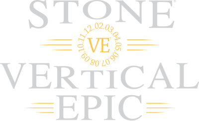 Stone Vertical Epic Ales