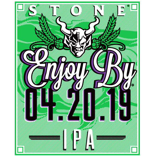 Enjoy By 04.20.19 IPA