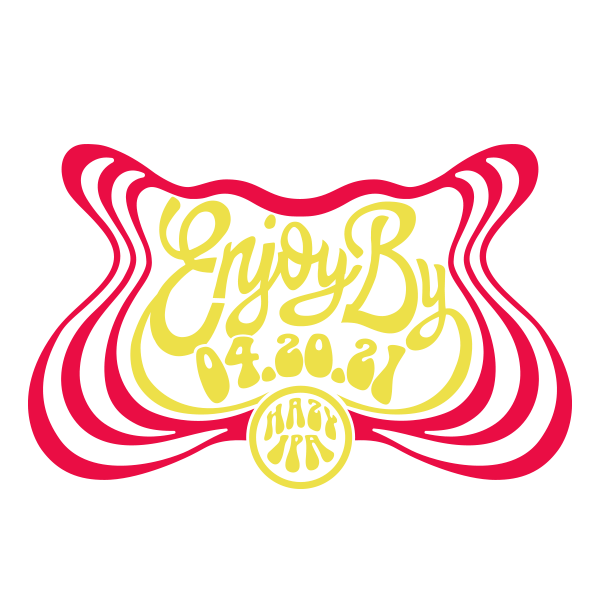 Stone Enjoy By 04.20.21 Hazy IPA