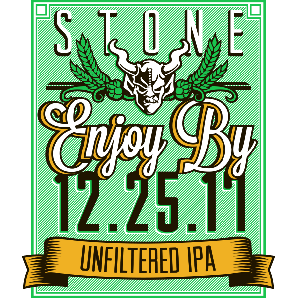 Image result for STONE ENJOY BY 12.25.17 LOGOS
