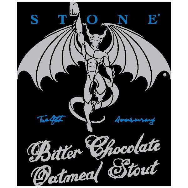 Stone 12th Anniversary Bitter Chocolate Oatmeal Stout