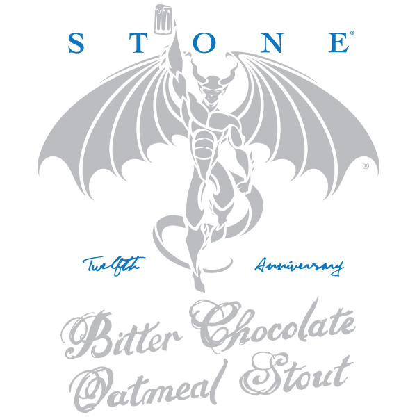 20th Anniversary Encore Series: Stone 12th Anniversary Bitter Chocolate Oatmeal Stout