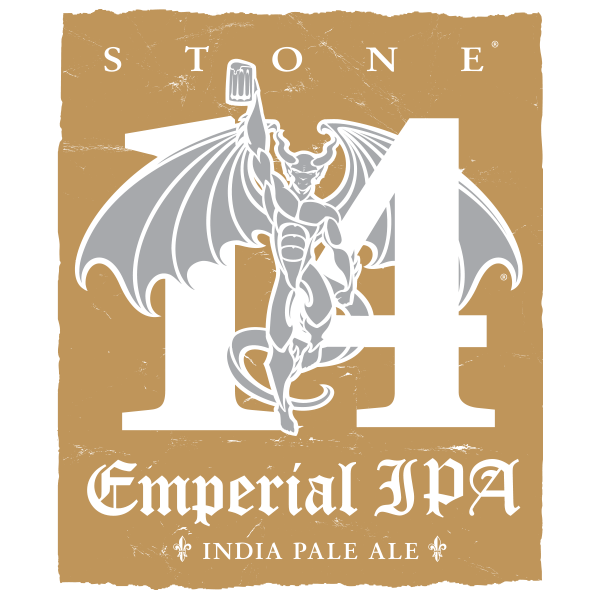 Stone 14th Anniversary Emperial IPA