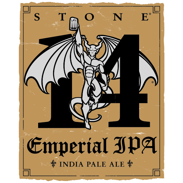 20th Anniversary Encore Series: Stone 14th Anniversary Emperial IPA
