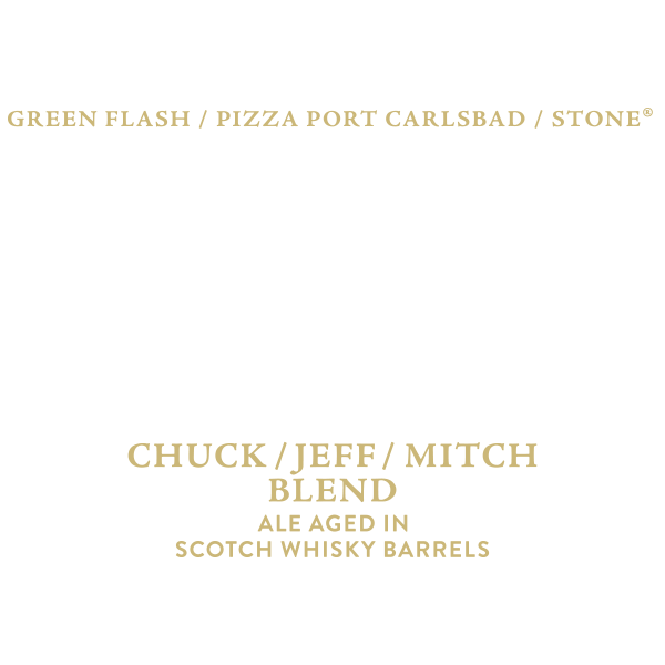 Highway 78 Scotch Ale: Chuck / Jeff / Mitch Blend