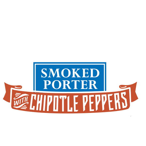 Stone Smoked Porter w/Chipotle Peppers