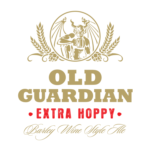 Stone Old Guardian Barley Wine - Extra Hoppy