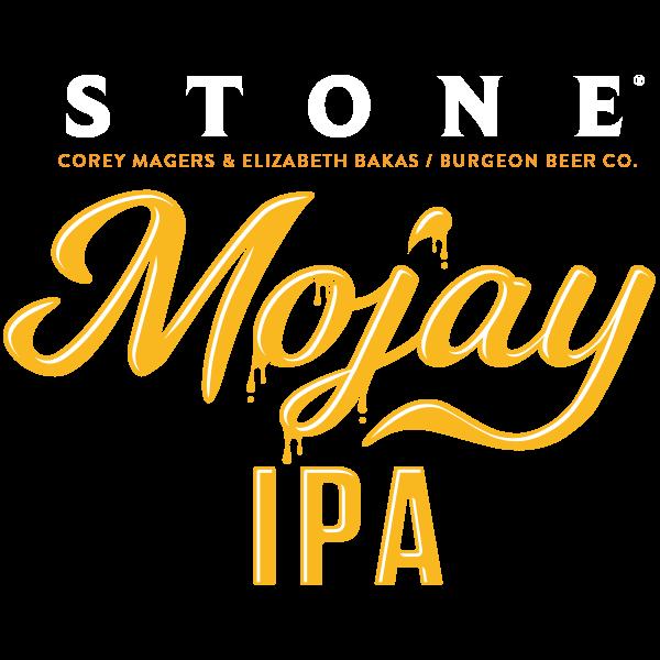 Corey Magers & Elizabeth Bakas / Burgeon Beer Company / Stone Mojay IPA