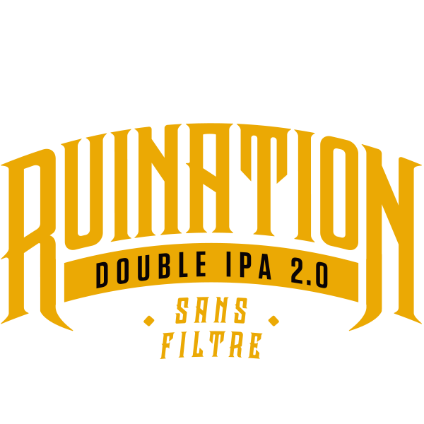Stone Ruination Double IPA 2.0 Sans Filtre