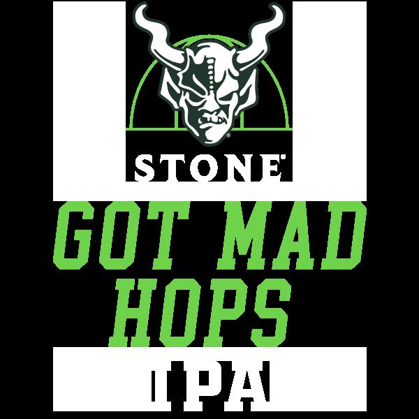Stone Got Mad Hops IPA