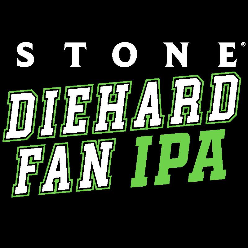 Stone Diehard Fan IPA