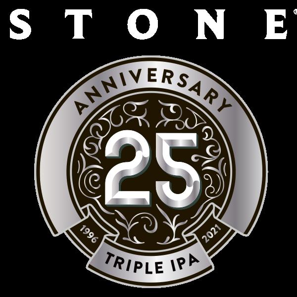 Stone 25th Anniversary Triple IPA