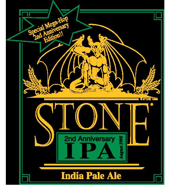 Stone 2nd Anniversary IPA