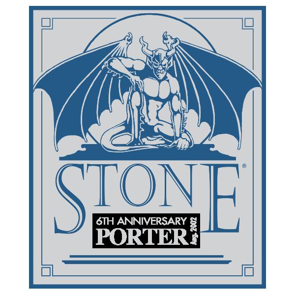 Stone 6th Anniversary Porter