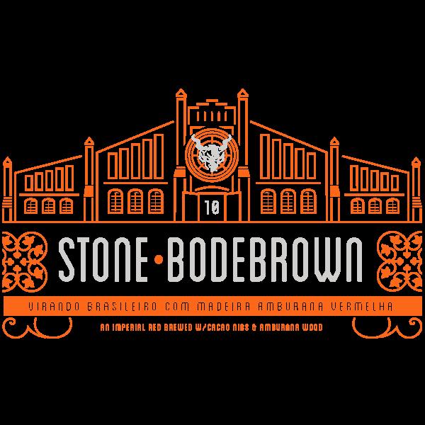 """Bodebrown / Stone """"Virando Brasiliero con Madeira Vermelha"""""""