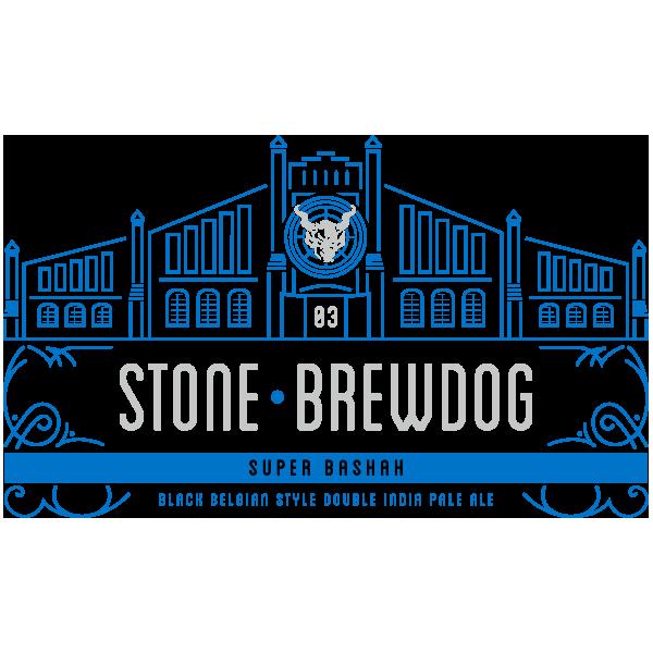 "Brewdog / Stone ""Super Bashah"""