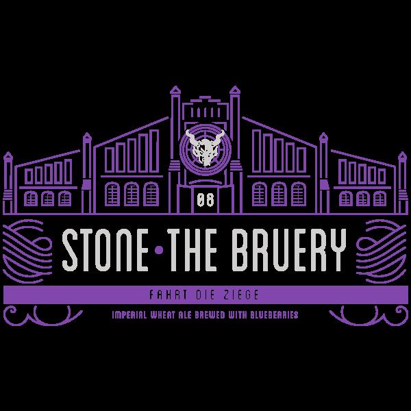 """The Bruery / Stone """"Fahrt Die Ziege"""""""