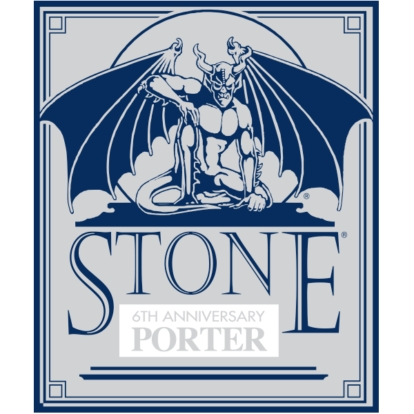 20th Anniversary Encore Series: Stone 6th Anniversary Porter