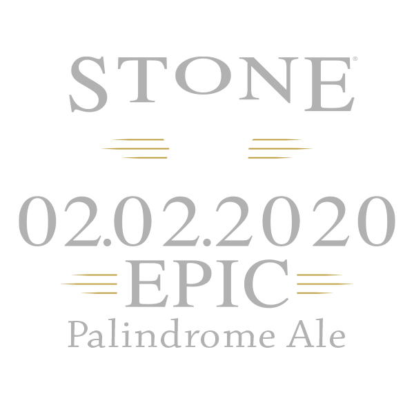 Stone 02.02.2020 Epic Palindrome Ale