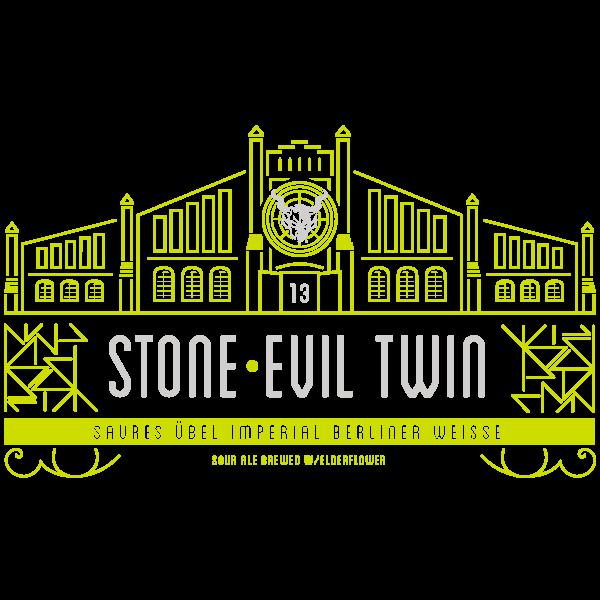 "Evil Twin / Stone ""Saures Übel Imperial Berliner Weisse"""
