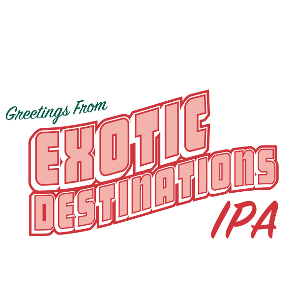 Stone Exotic Destinations IPA