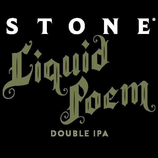 Stone Liquid Poem Double IPA