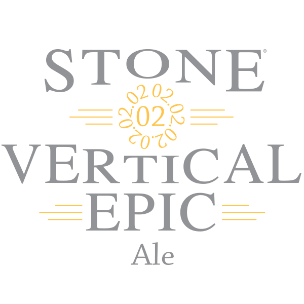 20th Anniversary Encore Series: Stone 02.02.02 Vertical Epic Ale