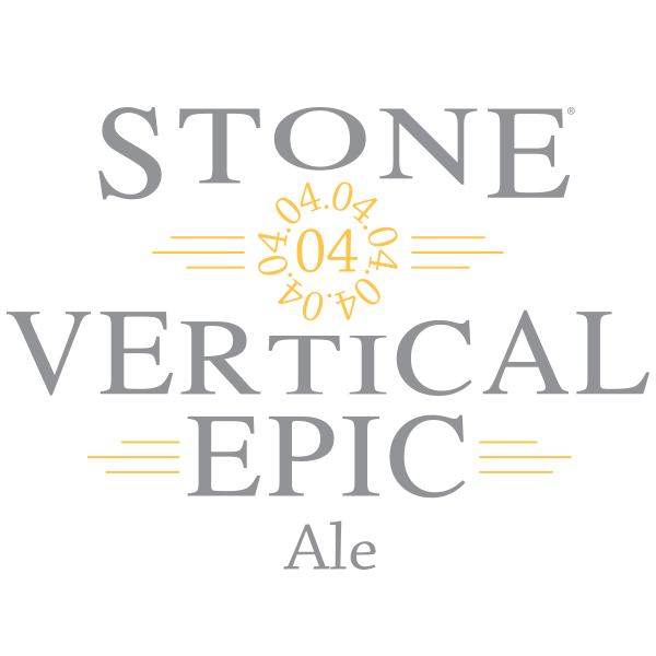 Stone 04.04.04 Vertical Epic Ale