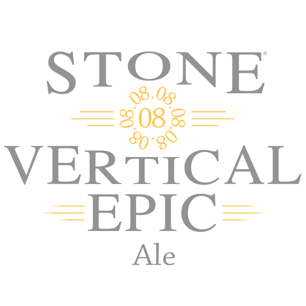 Stone 08.08.08 Vertical Epic Ale