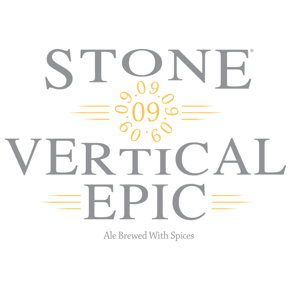 Stone 09.09.09 Vertical Epic Ale