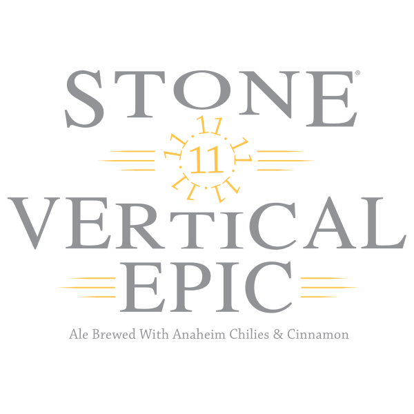 Stone 11.11.11 Vertical Epic Ale