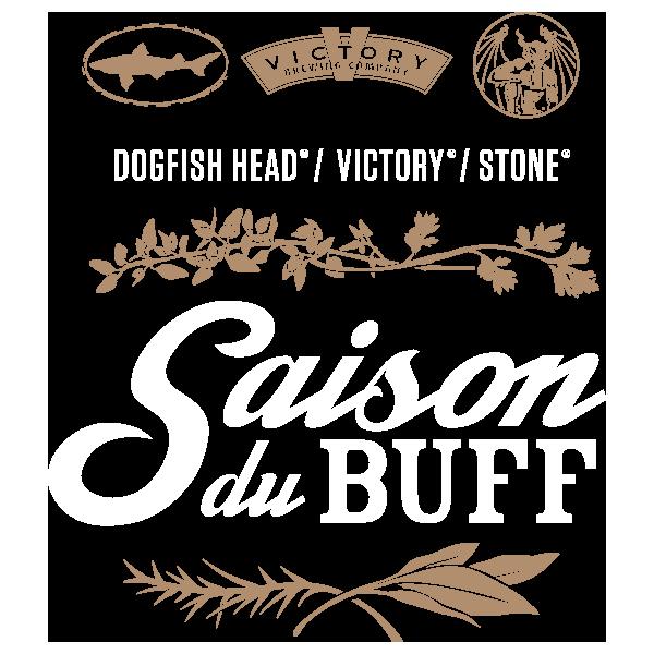 Dogfish Head / Victory / Stone Saison du BUFF