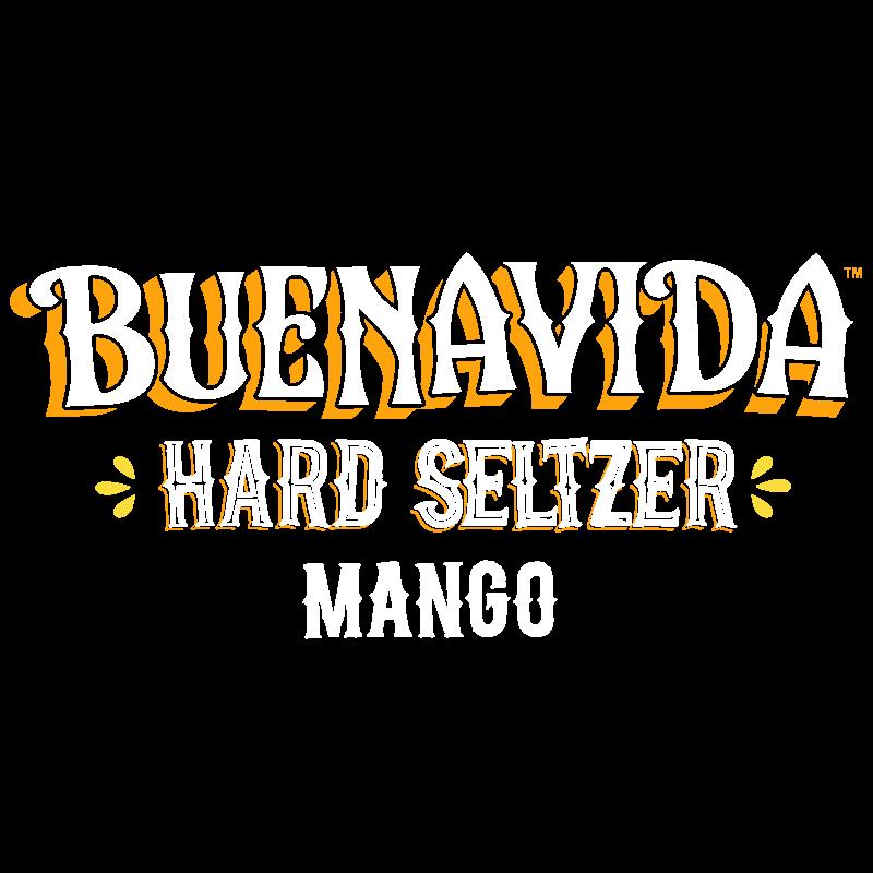 Buenavida Hard Seltzer - Mango