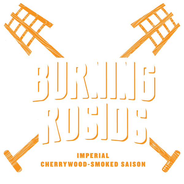 Matt's Burning Rosids Imperial Cherrywood-Smoked Saison