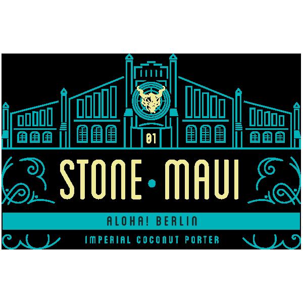 """Maui / Stone """"Aloha! Berlin"""""""