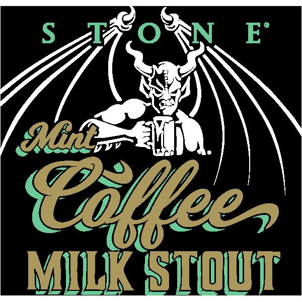 Stone Mint Coffee Milk Stout