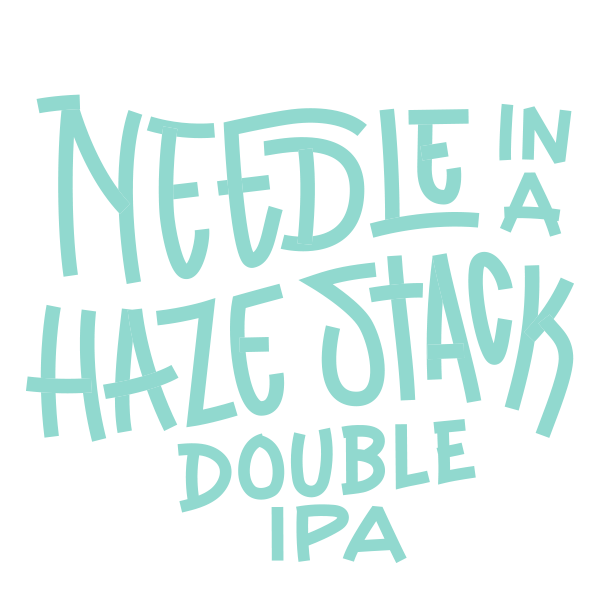 Stone Needle in a Haze Stack Double IPA
