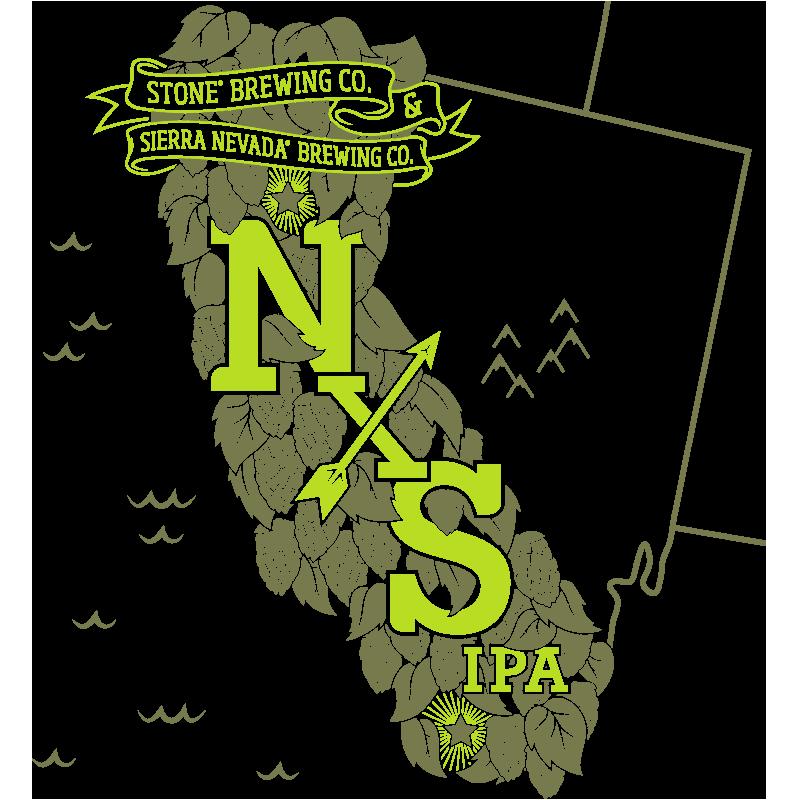 Stone & Sierra Nevada NxS IPA