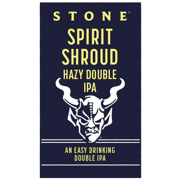 Stone Spirit Shroud Hazy Double IPA