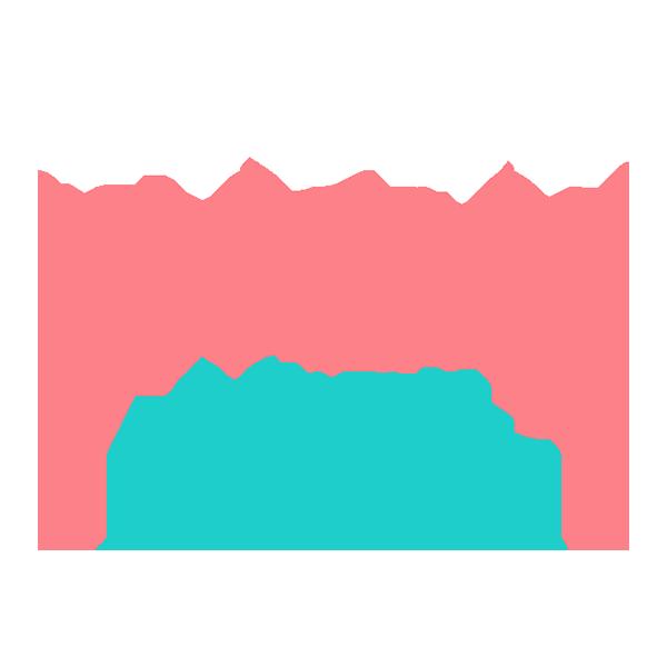 Stone I'm Peach Double IPA logo