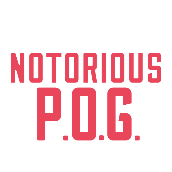 Stone Notorious P.O.G. can artwork