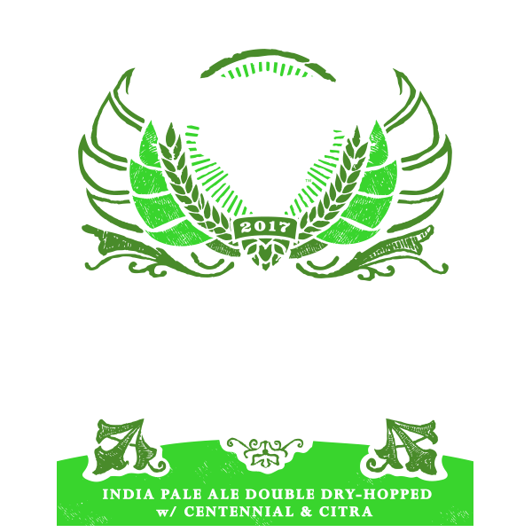 Stone RuinTen Triple IPA Double Dry-Hopped w/ Centennial & Citra