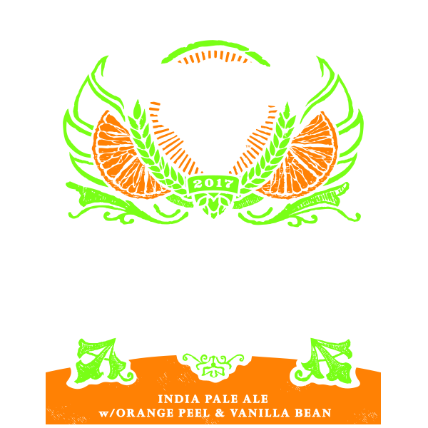 Stone RuinTen Triple IPA w/Orange Peel & Vanilla Bean